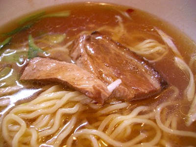 ツルツルシコシコ麺