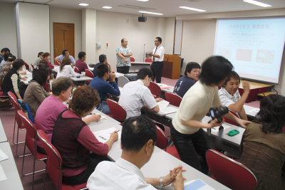 大潟商工会ITリーダー養成塾第2回