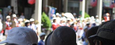 上越祭り小学生鼓笛隊パレード20070724