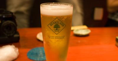まずはハートランドビール