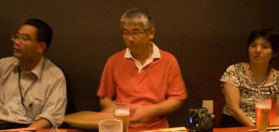 加藤先生とJKリフォームのお二人