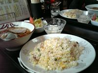 加藤先生の昼食