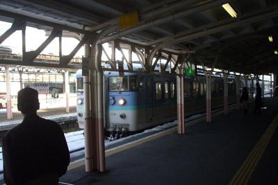 普通電車の旅