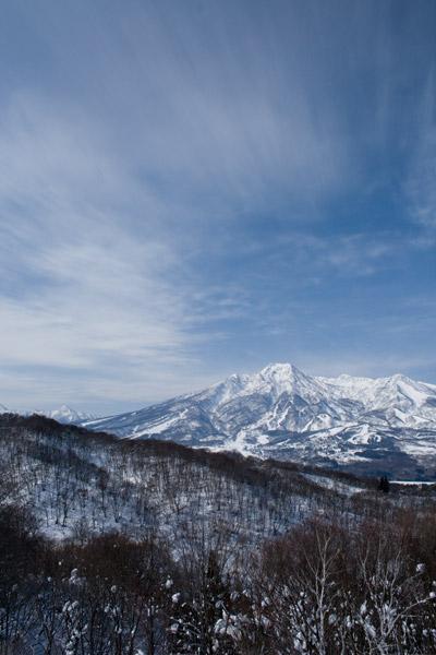 美しき妙高山