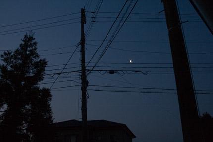 夜明け前午前4時