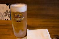 キリンの生ビール