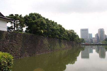 皇居の外堀