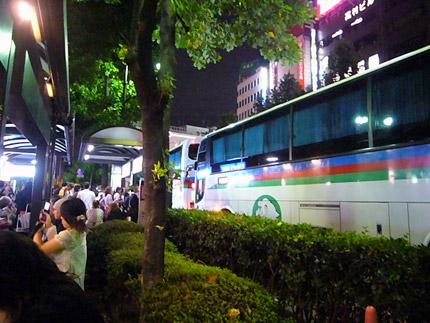 池袋発の高速バス