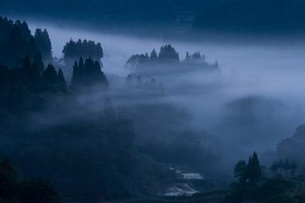 静けさの雲海