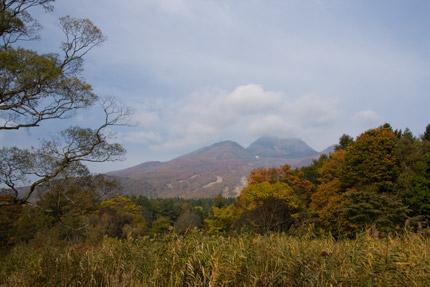 妙高山の紅葉