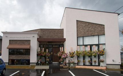 フランス洋菓子店LaitDeuxレ・ドゥー