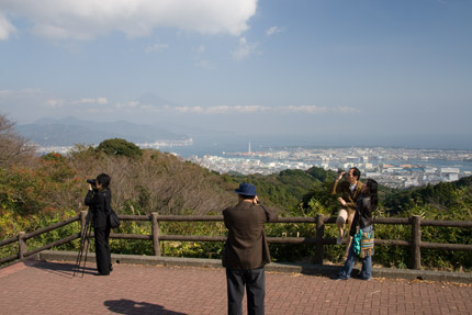 日本平観光