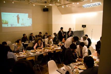 静岡おもてなし隊による、二次会