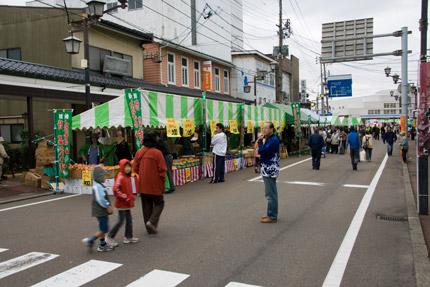 直江津さかなやさい祭り