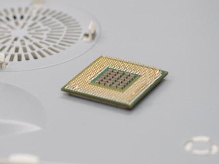 CPUが破壊された姿