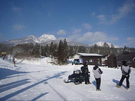 新潟県妙高市池ノ平スキー場