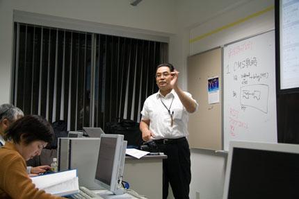 加藤忠宏先生