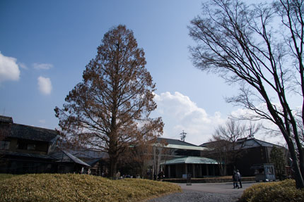 長野県の小布施町