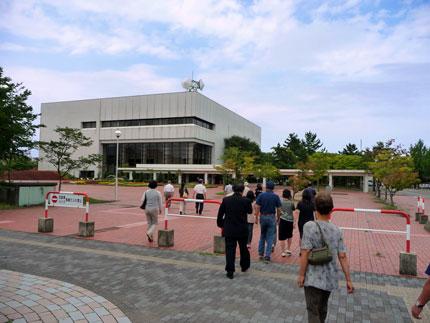 上越文化会館