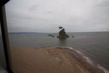 長閑な海の景色