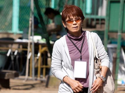 宇津木妙子さん