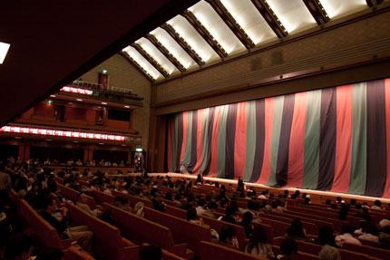 歌舞伎座に歌舞伎を観に行きました