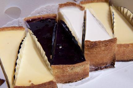 中目黒ヨハンのチーズケーキ