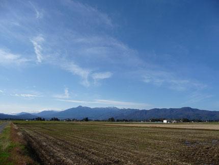 綺麗な妙高山