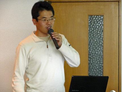 イーンスパイアの横田秀珠さん