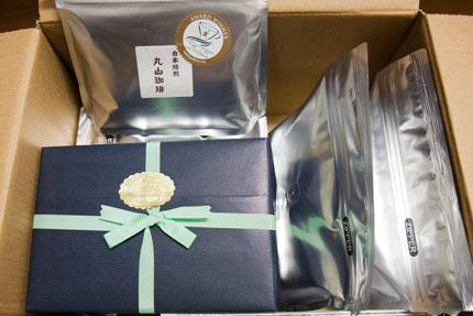 丸山珈琲さんの豆