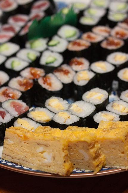 締めは、三恵さんならではのお寿司