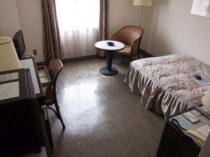 3000円の格安ビジネスホテル