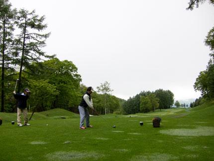 地域ゴルフコンペ