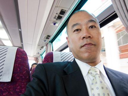高速バスで新潟市へ