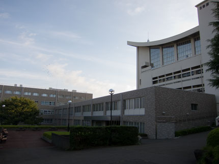 思い出の校舎