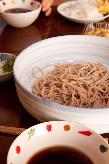 生信州蕎麦