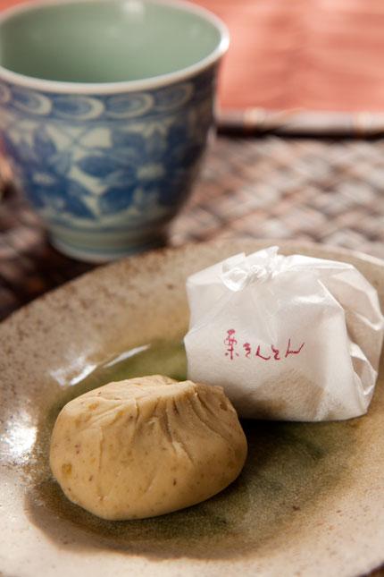 日本茶と共に