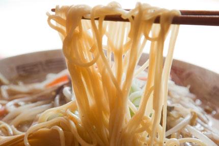 ストレート乾麺