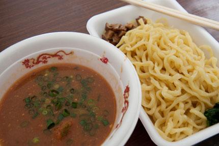 特濃味噌つけ麺<br />