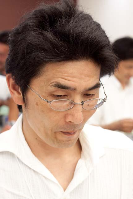 中津川の木仙人さん