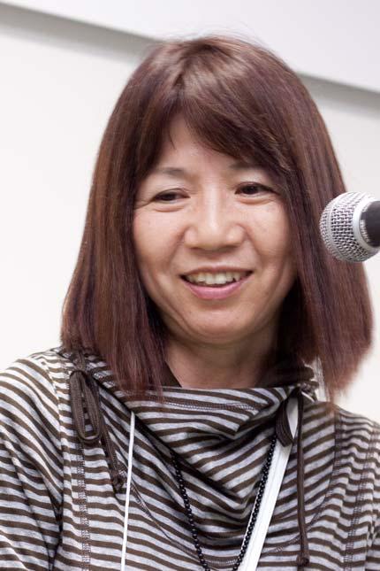 恵那川上屋の吉村さん