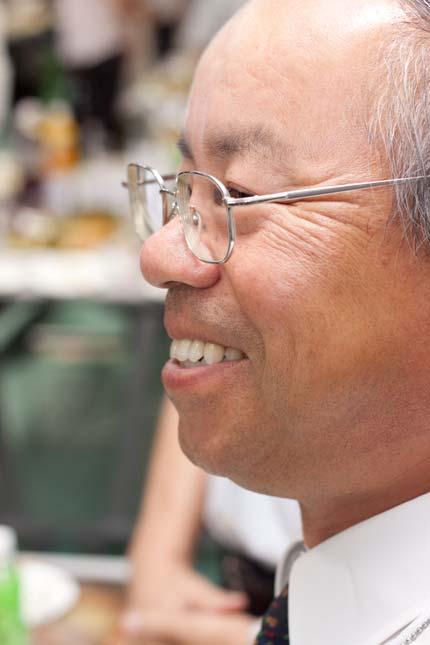 山梨の上野電子シンゲンさん