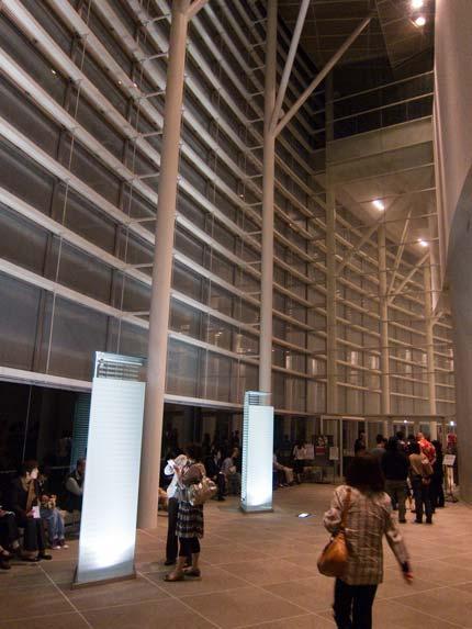 りゅーとっぴあ新潟市民芸術文化会館