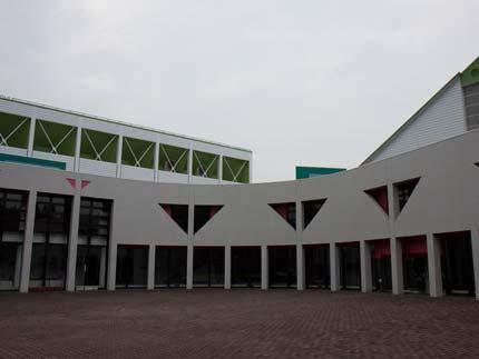 柏崎市総合体育館