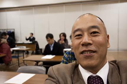 糸魚川商工会議所主催のセミナー