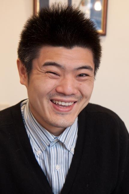 営業部長ナカシマさん