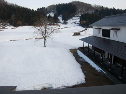 和む田舎風景