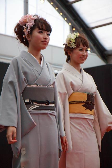 遠藤清未さんと東出智佳さん