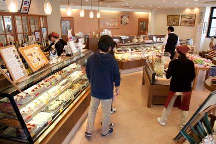 新潟スイーツの名店ナカシマさん