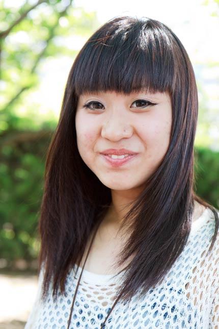 小山郁未さん